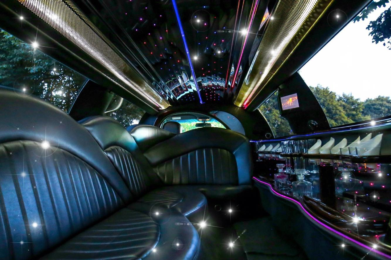 Limo hire in High Wycombe